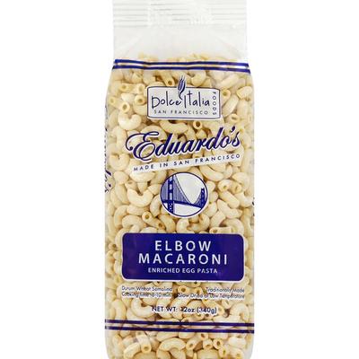 Dolce Italia Foods Macaroni, Elbow