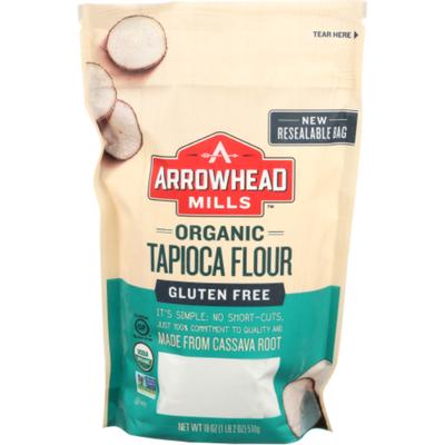 Arrowhead Mills Tapioca Flour, Gluten, Free, Organic