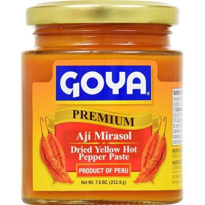 Goya Aji Mirasol Dried Yellow Hot Pepper Paste