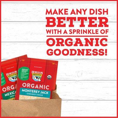 Horizon Organic Organic Vanilla Milk, 18 X 8 oz