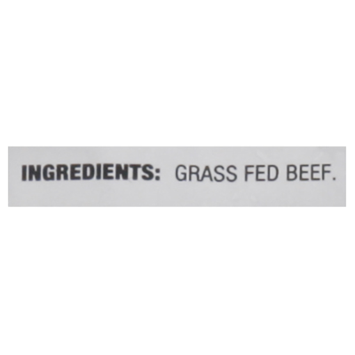 Austin Black Naturals Beef Burgers, Grass Fed