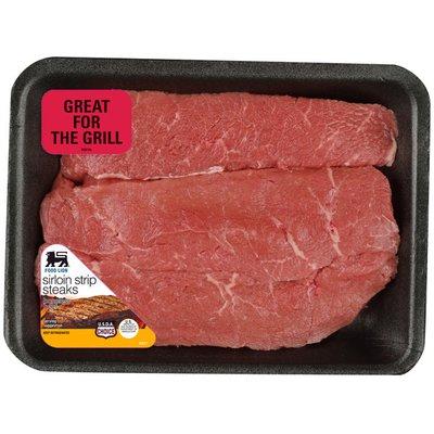 Boneless Beef Sirloin Strip Steak