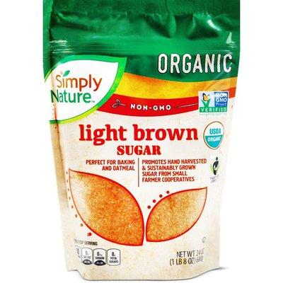 Simply Nature Organic Brown Sugar