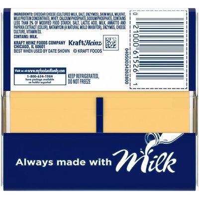 Kraft American Cheese Slices