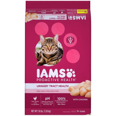 IAMS Proactive Health Urinary Tract Health with Chicken Cat Food