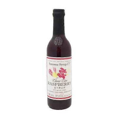 Sonoma Syrup Co Raspberry Syrup