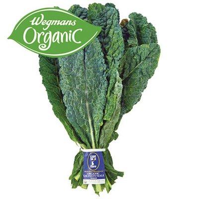Organic Lacinato (Dinosaur) Kale Bunch