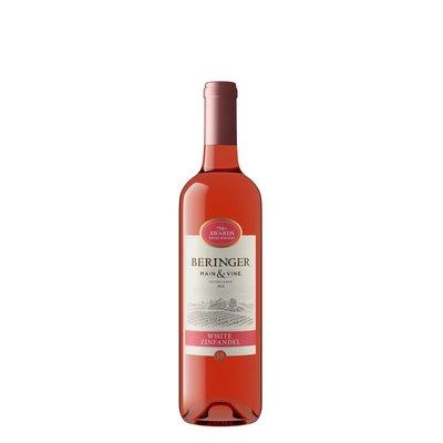 Beringer Main & Vine White Zinfandel Pink Wine