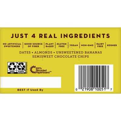 Larabar Fruit & Nut Bar, Banana Chocolate Chip, Gluten Free, Vegan, 16 Count