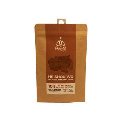 Hybrid Herbs He Shou Wu Lion's Mane Mushroom Extract Powder