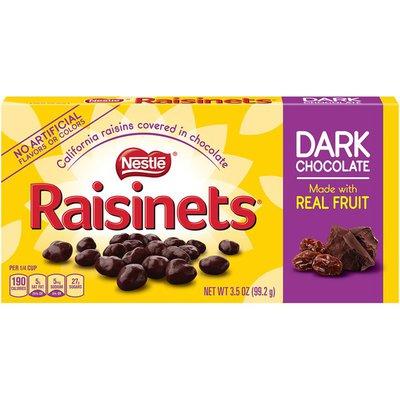 Raisinets Raisins, California, Nestle Dark Chocolate