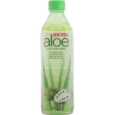 Iberia Aloe Vera Drink, Soursop