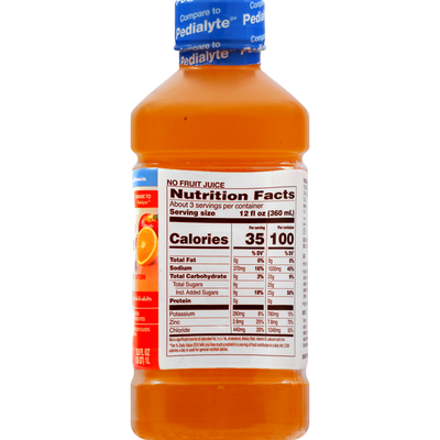 Signature Care Electrolyte Solution, Mixed Fruit