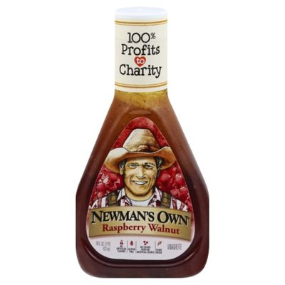 Newman's Own Vinaigrette Raspberry Walnut
