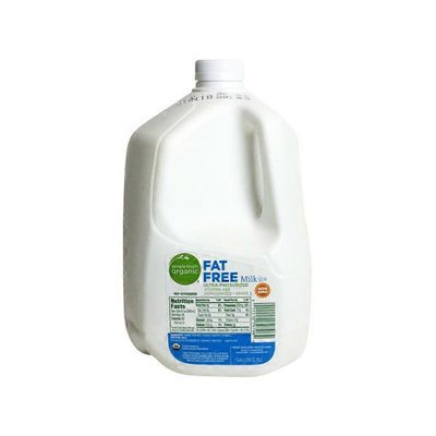 Simple Truth Fat Free Milk