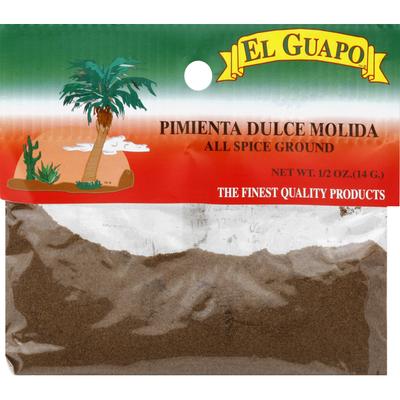 El Guapo All Spice, Ground