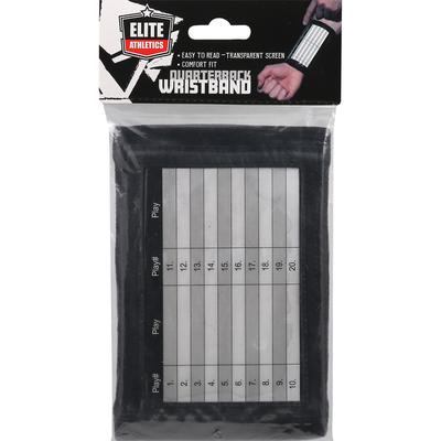 Elite Athletics Wristband, Quarterback
