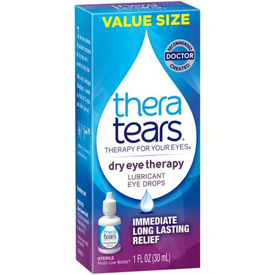 TheraTears Dry Eye Therapy Lubricant Eye Drops