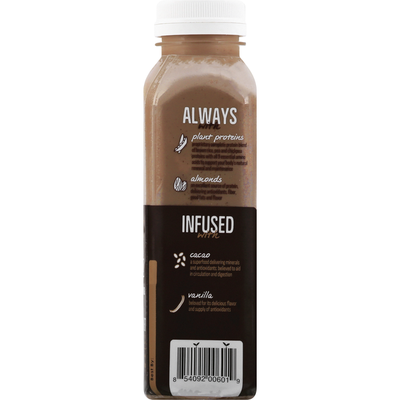 Koia Plant-Based Shake, Protein, Cacao Bean