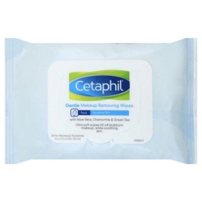 Cetaphil Face Gentle Makeup Removing Wipes