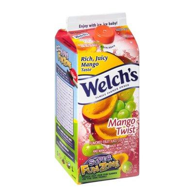 Welch's Fruit Juice Cocktail, Mango Twist