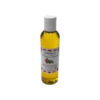 Living Blessed Amore Nature Facial Oil Travel