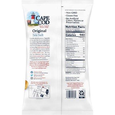 Cape Cod® Original Kettle Cooked Potato Chips