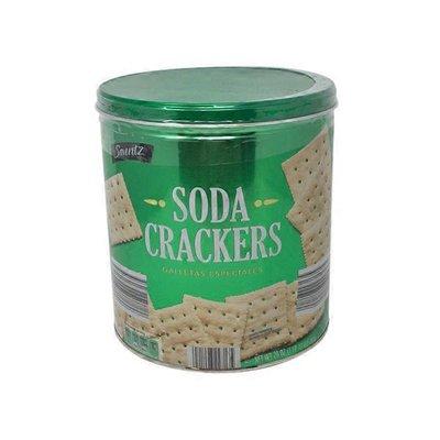 Savoritz Soda Crackers