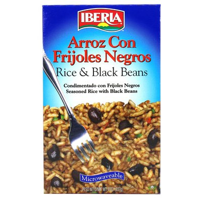 Iberia Rice & Black Beans