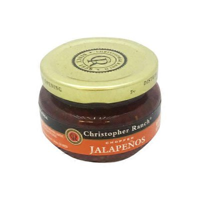 Christopher Ranch Chopped Jalapenos