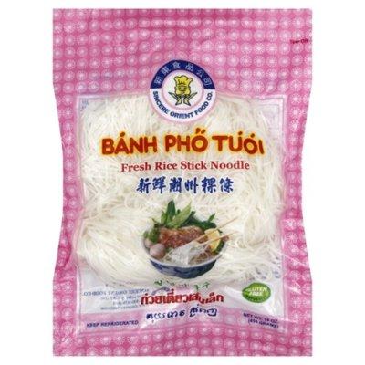 Sincere Orient Food Rice Stick Noodle, Fresh