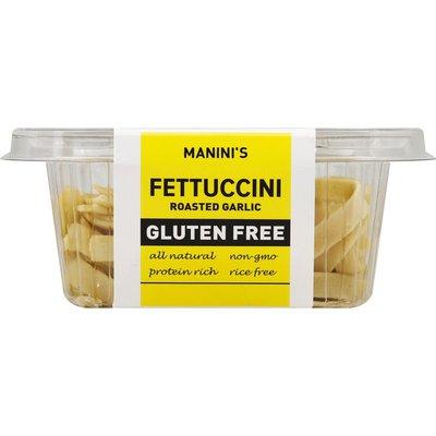 Maninis Fettuccini, Gluten Free, Roasted Garlic