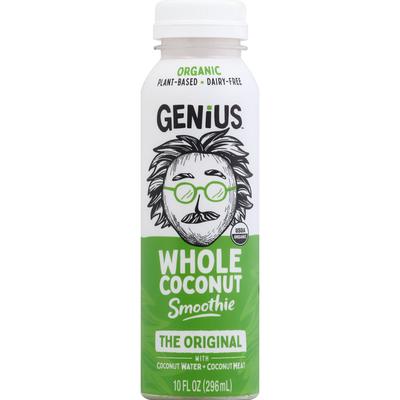 Genius Whole Coconut Smoothie, The Original