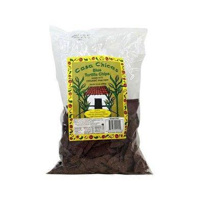 Casa Chicas Organic Blue Corn Tortila Chips