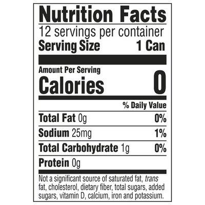 Seagram's Diet Ginger Ale Soda Soft Drink