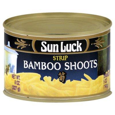 Sun Luck Bamboo Shoots, Strip