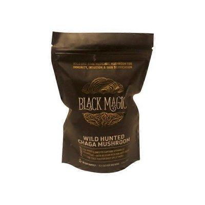 Black Magic Wild Chaga Mushroom