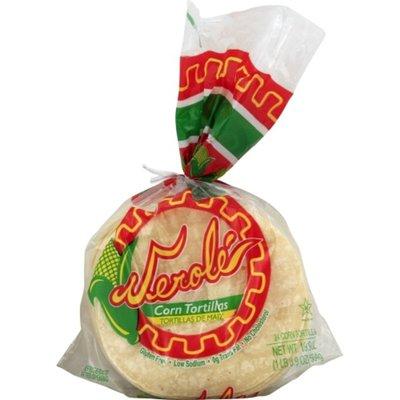 Verole Tortillas, Corn