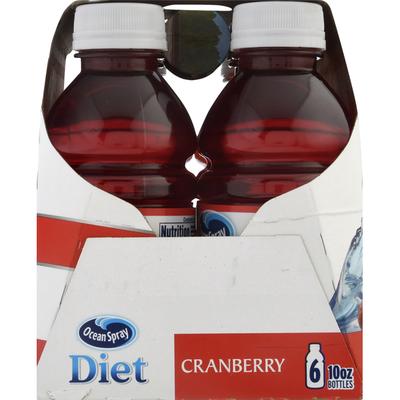 Ocean Spray Juice Drink, Diet, Cranberry
