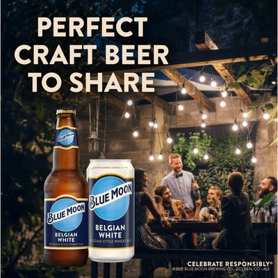 Blue Moon Wheat Beer, Craft Beer
