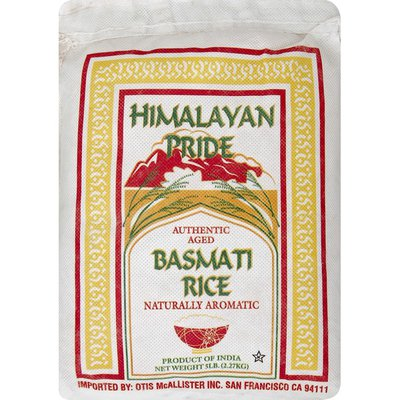 Himalayan Pride Rice, Basmati