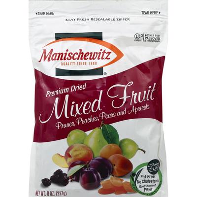 Manischewitz Mixed Fruit