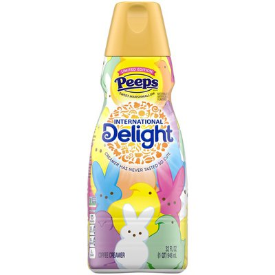International Delight PEEPS Flavored Coffee Creamer