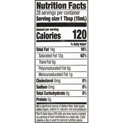 Spectrum Culinary Organic Unrefined Coconut Oil