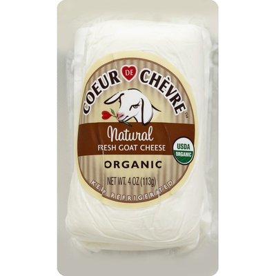 Coeur De Chevre Cheese, Fresh Goat, Organic, Natural