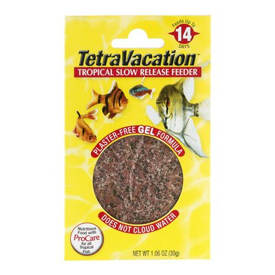 TetraVacation Vacation Tropical Feeding Block