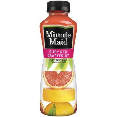 Minute Maid Ruby Red Grapefruit Juice Beverage