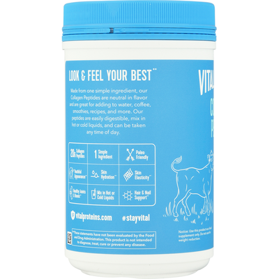 Vital Proteins Collagen Peptides, Unflavored