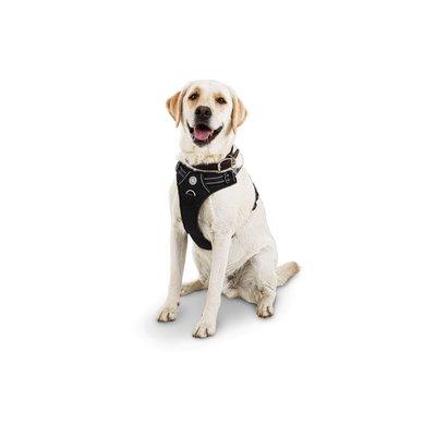 Good2 Go Extra Large/ Extra Extra Large Black Front Walk Dog Harness