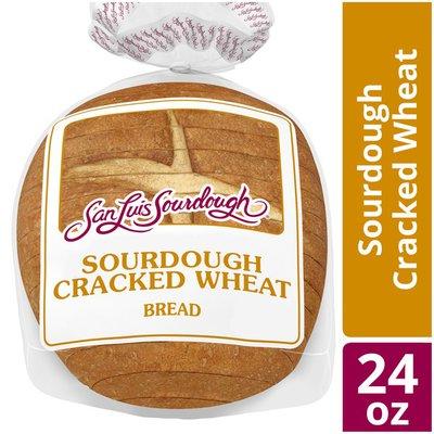 San Luis Sourdough Sourdough Cracked Wheat Bread
